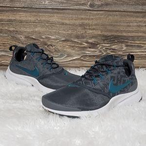 New Nike Presto Fly PRM N7 Grey Teal Sneakers